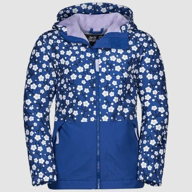 SNOWY DAYS PRINT JACKET KIDS