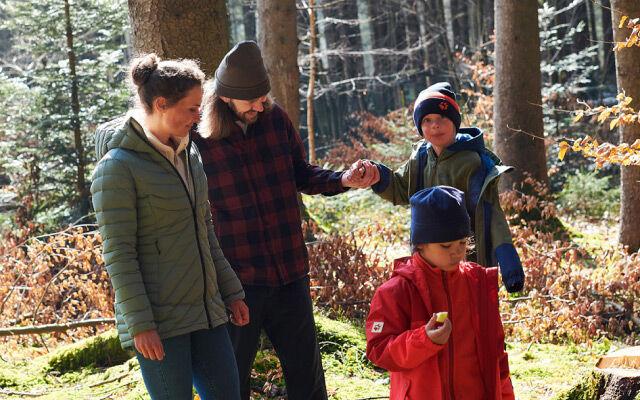 Kids Family Hike