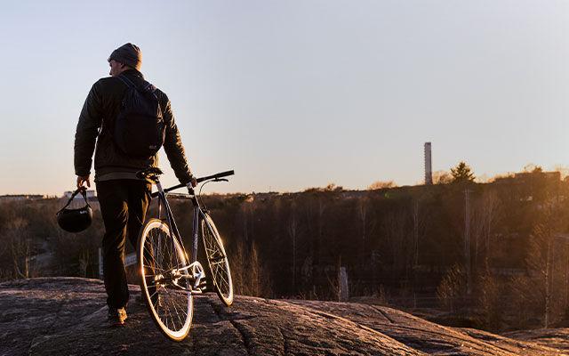 Ausrüstung Radfahren