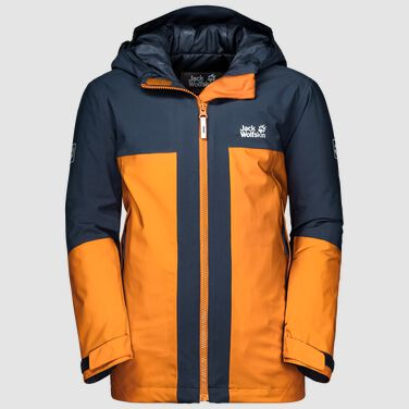 POWDER MOUNTAIN JACKET BOYS