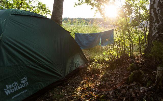 Ausrüstung Zelte & Equipment